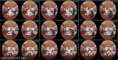 Yu Shinoda - DECHA-007 A [Oculus Rift, Vive, Samsung Gear VR   SideBySide] [2048p]