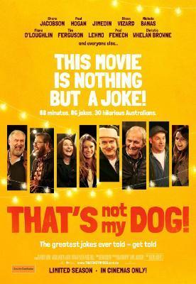 Thats Not My Dog 2018 1080p WEBRip DD5 1 x264-playWEB