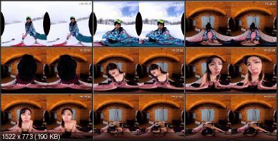 Erika Arimura - KMVR-866 A [Oculus Rift, Vive, Samsung Gear VR | SideBySide] [2048p]