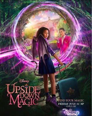 Upside-Down Magic 2020 1080p WEBRip DD5 1 x264-CM