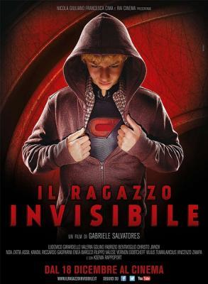 Невидимый мальчик / Il ragazzo invisibile / The Invisible Boy (2014) BDRip 1080p