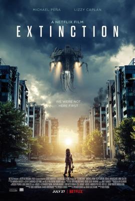 Закат цивилизации / Extinction (2018) WEBRip 2160p | HDR | HDRezka