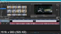 MAGIX VEGAS Pro 18.0 Build 284 RePack by KpoJIuK