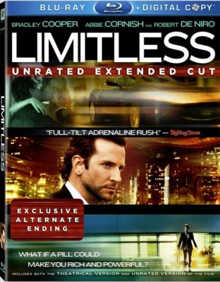 Области тьмы / Limitless (2011) BDRip 720p | Unrated Extended Cut