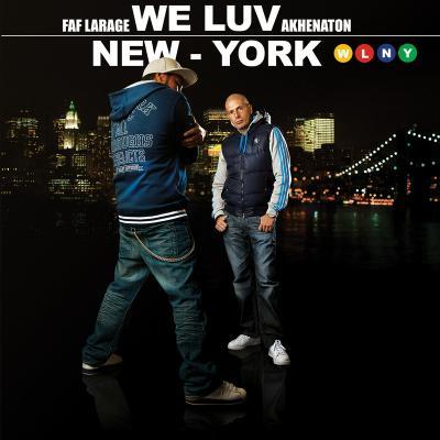 VA - We Luv New York