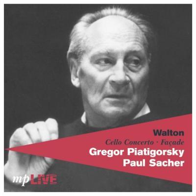 VA - Walton  Cello Concerto   Façade