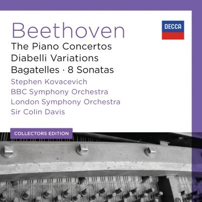 VA - Beethoven  The Piano Concertos; Diabelli Variations; Bagatelles; 8 Sonatas (6)