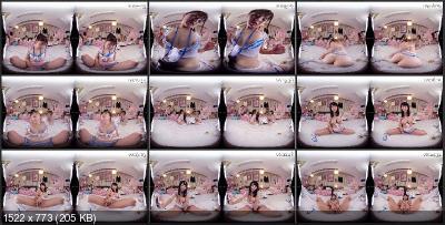 Waka Misono, Eimi Fukada, Ruka Inaba, Rika Omi, Yui Nagase, Sachiko, Remu Hayami, Kanon Kanade, Rei Kuruki - KAVR-072 B [Oculus Rift, Vive, Samsung Gear VR | SideBySide] [2048p]