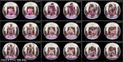Yu Shinoda - DECHA-007 E [Oculus Rift, Vive, Samsung Gear VR   SideBySide] [2048p]