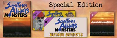 Sometimes Always Monsters Special Edition-PLAZA