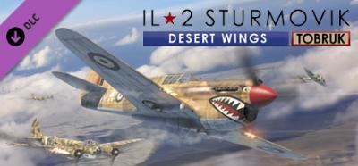 IL 2 Sturmovik Desert Wings Tobruk-HOODLUM