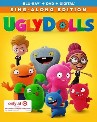 UglyDolls. Куклы с характером / UglyDolls (2019) BDRip 1080p | iTunes