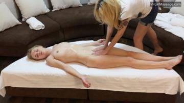 [Defloration] Jennifer Anixton - Virgin Massage (2020) 1080p