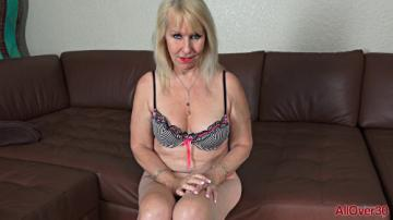 [AllOver30] Sandy Pierce - Mature Pleasure (2020) 1080p