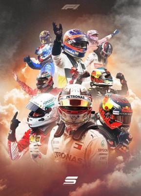 Формула 1. Сезон 2020. Этап 5. Гран-при 70-летия. Гонка [09.08] (2020) HDTVRip 720p