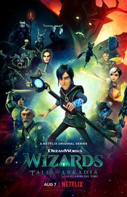 Волшебники: Истории Аркадии / Wizards: Tales of Arcadia [Сезон: 1] (2020) WEB-DL 720p | Пифагор