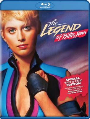 Легенда о Билли Джин / The Legend of Billie Jean (1985) BDRip 720p
