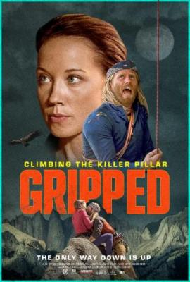 Gripped Climbing the Killer Pillar 2020 HDRip XviD AC3-EVO