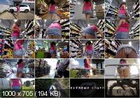 Panty Poop in Public Store with janet  [FullHD / 2020]