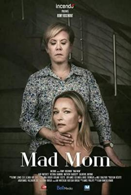 Mad Mom 2020 HDRip XviD AC3-EVO