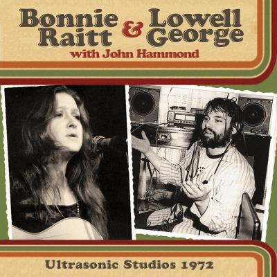 Bonnie Raitt & Lowell George Feat. John Hammond - Ultrasonic Studios 1972 (Live)