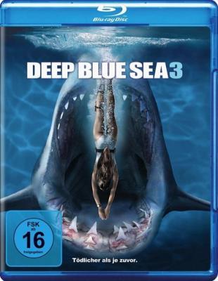 Глубокое синее море 3 / Deep Blue Sea 3 (2020) BDRip 720p