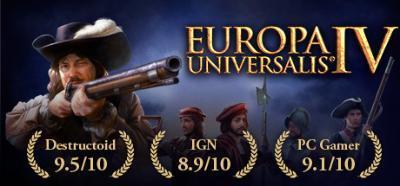 Europa Universalis IV by xatab