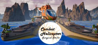 Combat Helicopter Surgical Strike-PLAZA