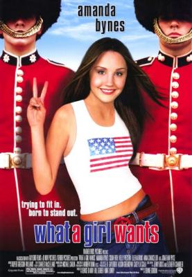 Чего хочет девушка / What a Girl Wants (2003) WEB-DLRip 720p | Open Matte