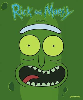 Рик и Морти / Rick and Morty [Сезон: 3] (2017) WEBRip 2160p | Сыендук