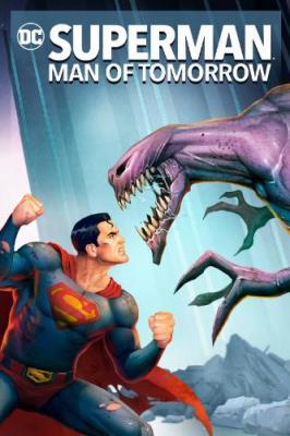 Superman Man of Tomorrow 2020 HDRip XviD AC3-EVO
