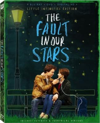 Виноваты звезды / The Fault in Our Stars (2014) BDRip 1080p | Extended Cut