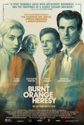 The Burnt Orange Heresy 2019 WEB-DL XviD AC3-FGT