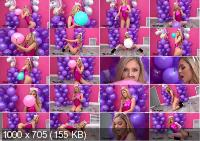 Blows Pink Balloons - Kali Roses (2020 | FullHD)