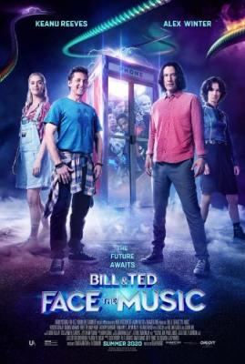 Bill and Ted Face the Music 2020 1080p AMZN WEBRip DDP5 1 x264-NTG