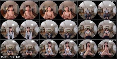 Arisu Ruru - KMVR-890 C [Oculus Rift, Vive, Samsung Gear VR   SideBySide] [2048p]