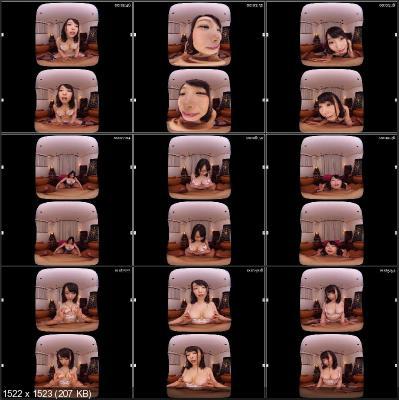 Nao Kiritani - Beautiful Lingerie Creampie Sex Part 1 [Oculus Rift, Vive, Samsung Gear VR | SideBySide] [1920p]