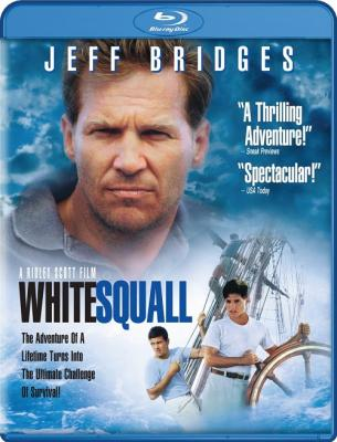 Белый шквал / White Squall (1996) BDRip 1080p