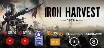 Iron Harvest [v 1.0.0.1600 rev.37863] (2020) FitGirl