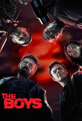 Пацаны / The Boys [Сезон: 2] (2020) WEB-DL 1080p | Кубик в Кубе | AlexFilm | NewStudio