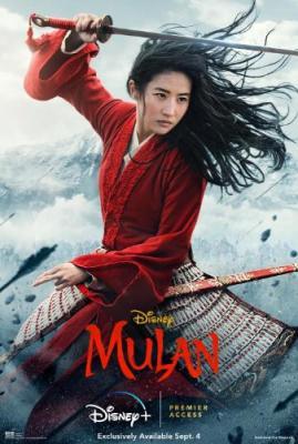 Mulan (2020) [720p] [WEBRip] [YTS]