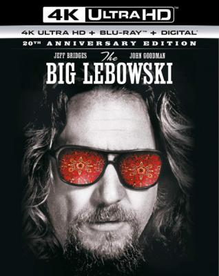 Большой Лебовски / The Big Lebowski (1998) UHD BDRip 2160p | 4K | HDR