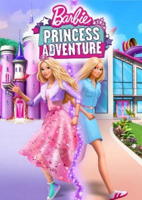 Barbie Princess Adventure 2020 1080p NF WEBRip DDP5 1 x264-CM