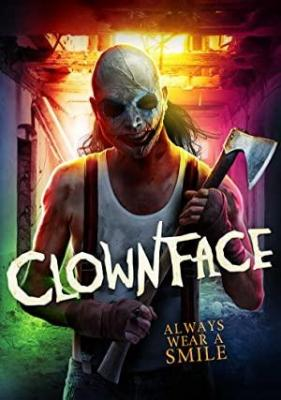 Clownface 2020 HDRip XviD AC3-EVO