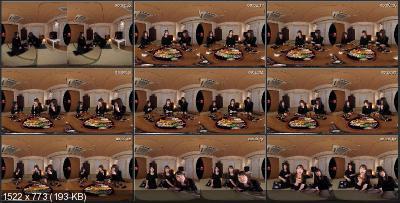 Kanako Ioka, Manami Oura, Riko Sato - JUVR-053 A [Oculus Rift, Vive, Samsung Gear VR | SideBySide] [2048p]