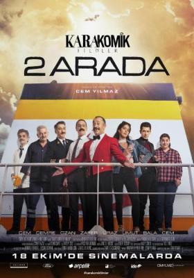 Karakomik Filmler 2 Arada 2019 HDRip XviD-MRRG