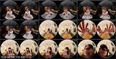 Cocoa Aisu, Rin Asuka, Chiharu Miyazawa, Aoi Kururugi, Leila Hazuki, Mizuki Yayoi - KMVR-882 A [Oculus Rift, Vive, Samsung Gear VR | SideBySide] [2048p]