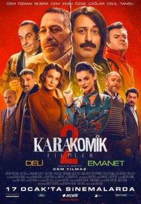 Karakomik Filmler 2 Emanet 2020 WEB H264-FT5