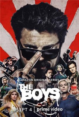 Пацаны / The Boys [Сезон: 2, Серии: 1-5 из 08] (2020) WEB-DL 1080p | Кубик в Кубе