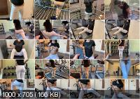 Public Masturbation With Lovense Lush Part 3. During Fitness In The Gym - Horny69Rabbits (PornhubPremium.com | FullHD | 611 MB)